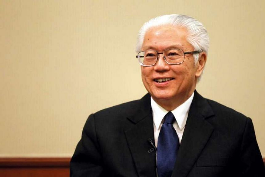 President Tony Tan Keng Yam gave his assent to the Supply Bill 2016, which authorises the government expenditures proposed in Budget 2016.