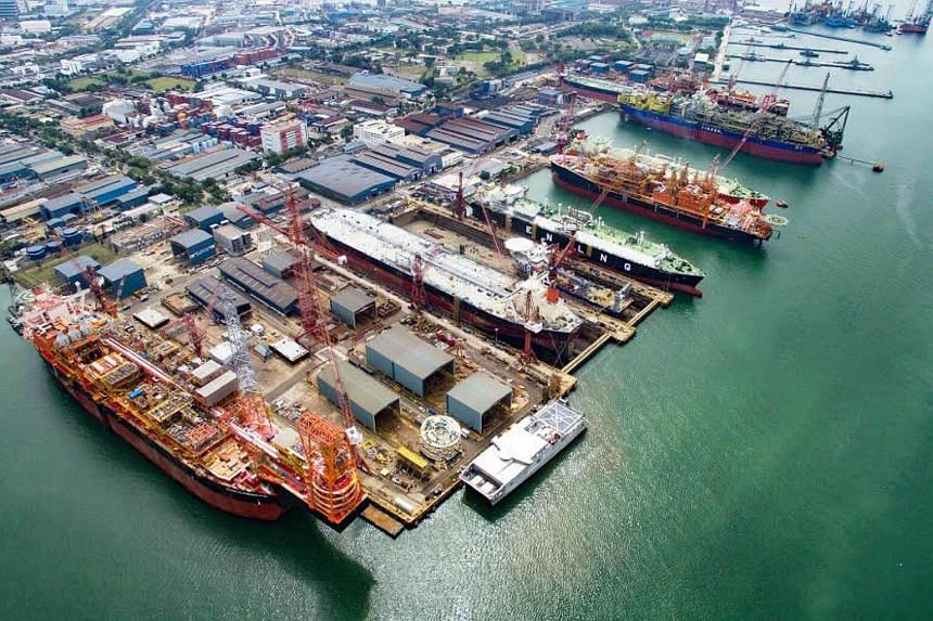 Keppel Shipyard won four contracts worth a total of S$85 million for the conversion, repair and modification of vessels.