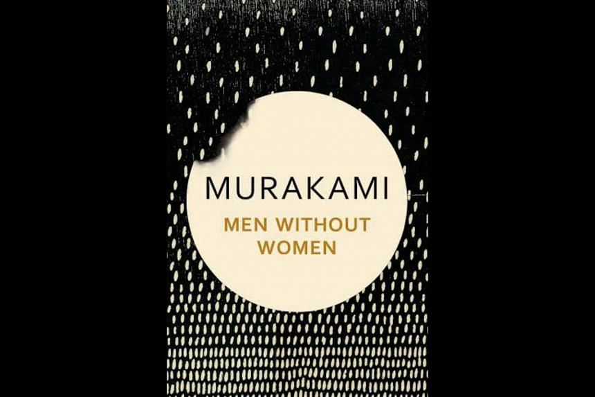 Book cover of Men Without Heart by Haruki Murakami.