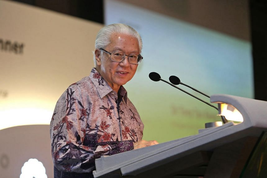 President Tony Tan is set to open the Harmony in Diversity Gallery today (Sept 2).