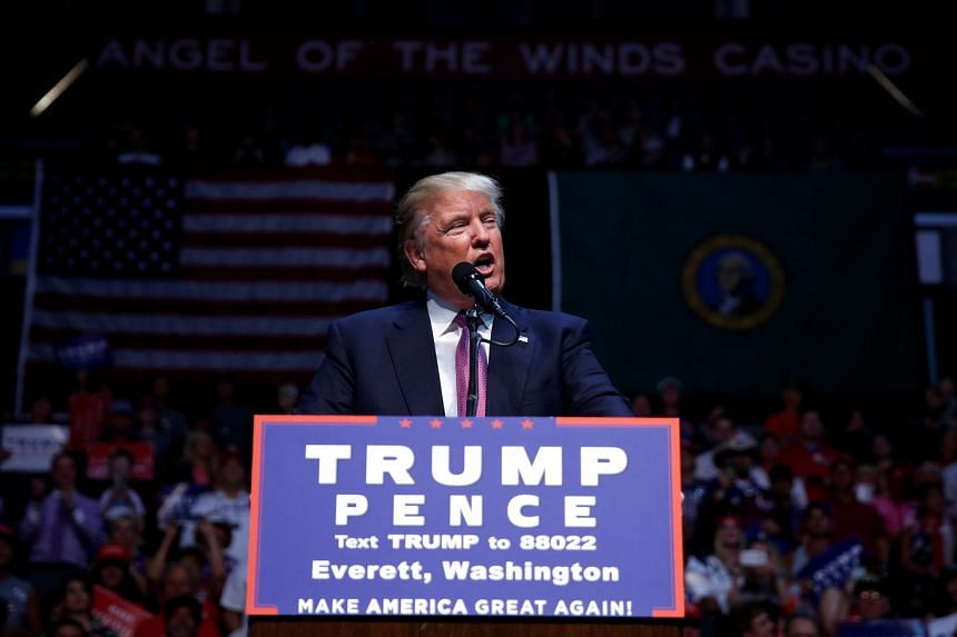 Donald Trump is set to make a speech on how he will tackle illegal immigration today (Sept 1).