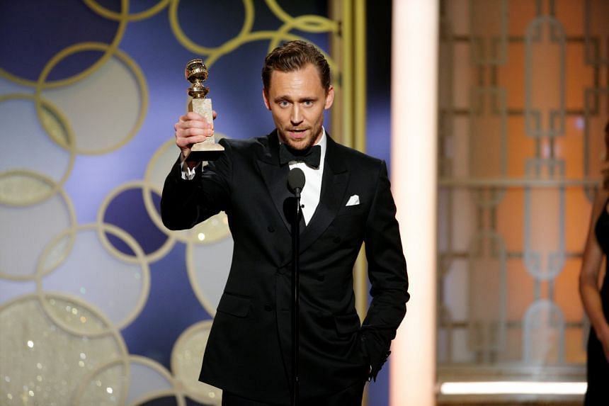The Night Manager's Tom Hiddleston bagged the Best Actor In Miniseries.