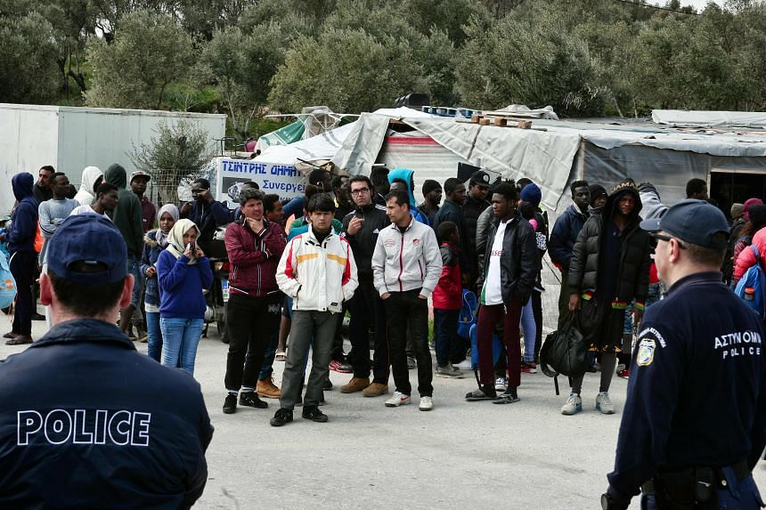 1.2m people sought asylum in European Union past year