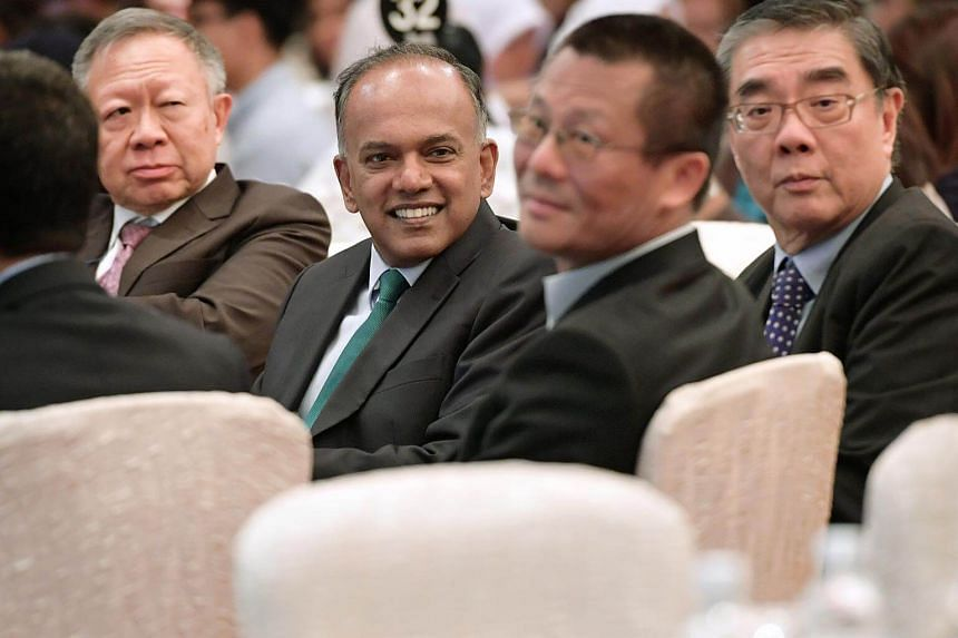 The need for Singapore to remain committed to protecting its minorities was stressed by Home Affairs and Law Minister K. Shanmugam.