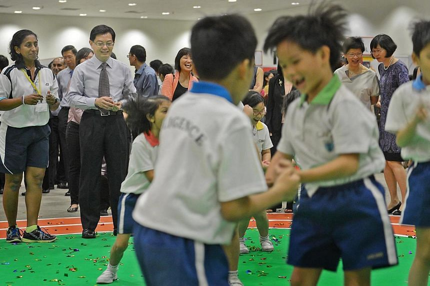 Education Ministry organises its first Primary School Education seminar for over 2,000 primary school teachers. Primary school years are an important part of the education journey, and designing lessons and activities for children at this age mu