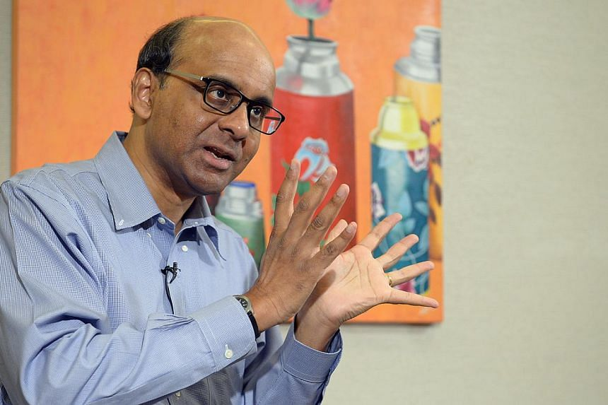 Southeast Asia's emerging economies face no fundamental risks as the United States central bank scales back its monetary stimulus but must manage volatility as funds flow out, Singapore's Finance Minister Tharman Shanmugaratnam (above) said on Wednes