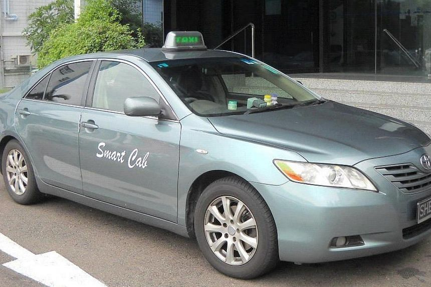 The National Taxi Association (NTA) has called for operator Smart to fulfil its obligations to drivers and not leave them in the lurch. -- PHOTO: SMARTCAB WEBSITE
