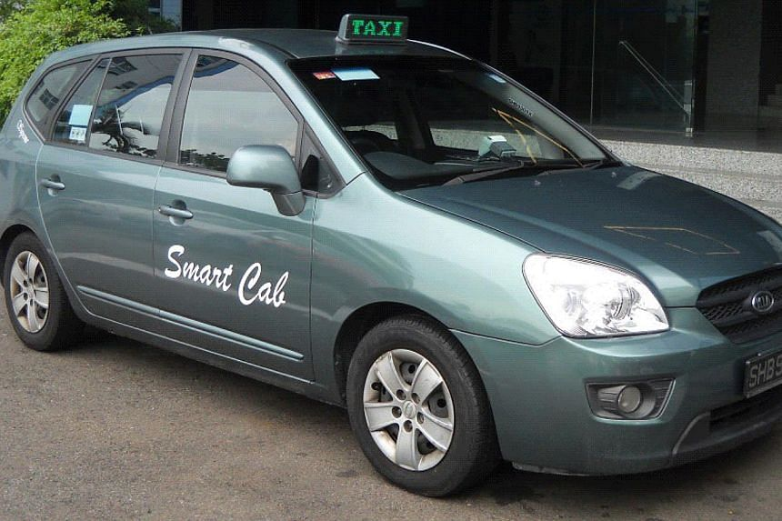 Taxi firm Smart will not get its operator license renewed when it expires on Sept 30 this year, said the Land Transport Authority (LTA) on Thursday. This reduces the number of taxi companies in Singapore to six. -- PHOTO: FROM SMARTCAB WEBSITE