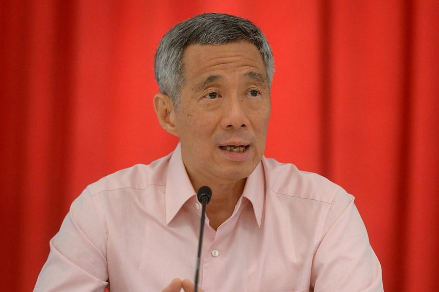 Workers' Party chief Low Thia Khiang cannot leave grave doubts about the integrity of his fellow MPs unresolved, Prime Minister Lee Hsien Loong (above) said on Friday, in his first comments since a dramatic exchange between one of his ministers and t