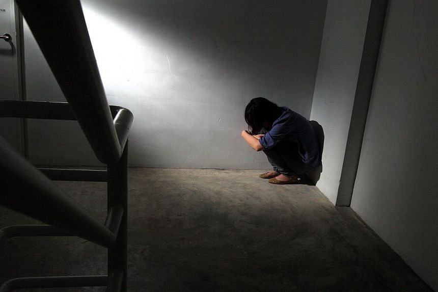 The number of suicides hit a 20-year high last year, with the most significant increase coming from people between the ages of 20 and 29. -- TNP FILE PHOTO: KELVIN CHNG