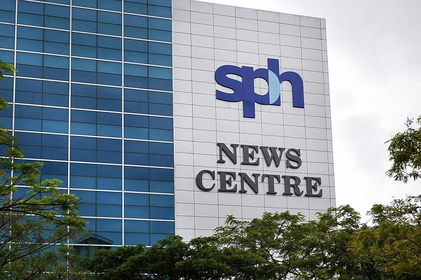 Media group Singapore Press Holdings has priced the initial public offering of its real estate investment trust at the top end of an earlier indicated range, it said on Wednesday. -- ST FILE PHOTO: ALPHONSUS CHERN