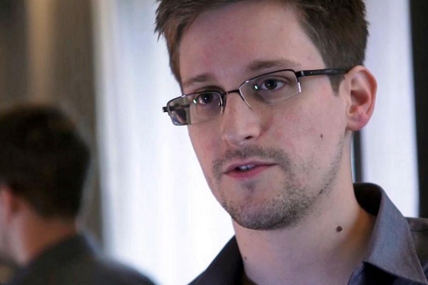 This still frame grab recorded on June 6, 2013, shows Edward Snowden speaking during an interview with The Guardian newspaper at an undisclosed location in Hong Kong. Snowden could leave Moscow's Sheremetyevo airport within a week, a Russian lawyer s