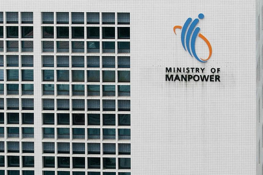 Ministry of Manpower (MOM) building. The Manpower Ministry is looking for public feedback as it starts the second phase of reviews to the Employment Act - Singapore's main labour law - and the Employment of Foreign Manpower Act (EFMA). -- NP FILE PHO