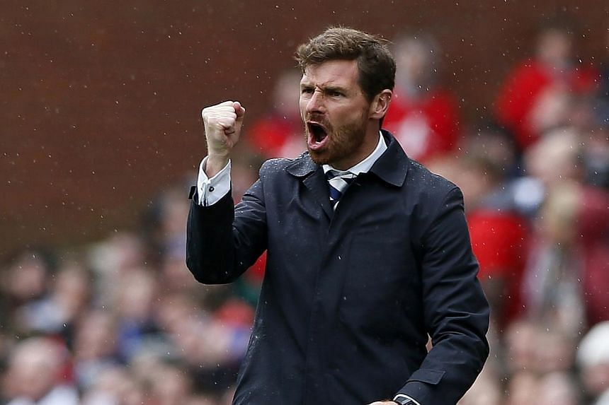 Spurs manager Andre Villas-Boas (above) said on Monday, July 22, 2013, that he wants to add more new signings to his squad, after swooping for Belgium frontman Nacer Chadli. -- FILE PHOTO: REUTERS