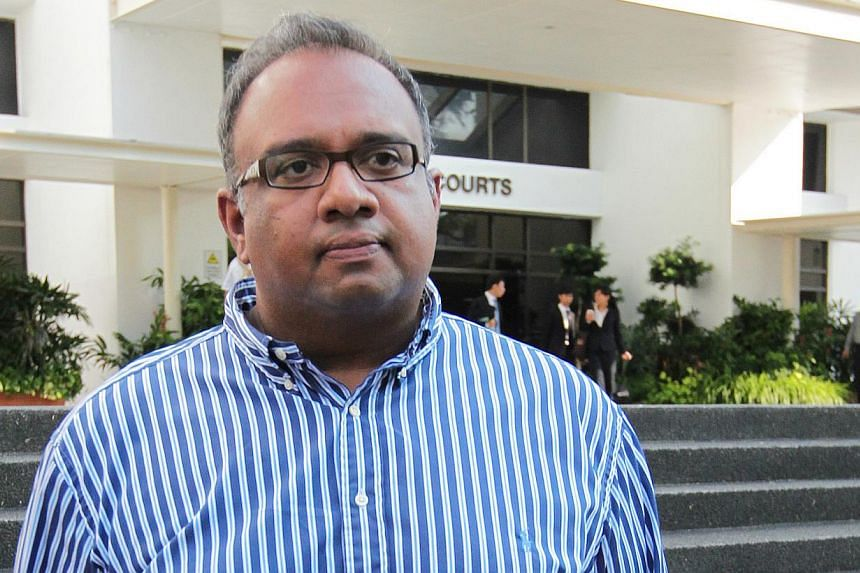 A 20th man in the online vice ring case admitted to paying $450 for the sexual services of an underage escort. Arjunan Kulasegaram (above), 38, who is self-employed, was surfing the Internet in late 2010 looking for social escorts when he came across