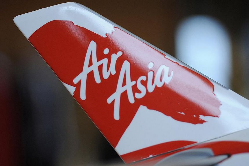 Regional budget carrier AirAsia has been unveiled as the official airline of the Football Association of Singapore (FAS) in a three-year sponsorship deal worth an estimated $600,000 annually. -- FILE PHOTO: BLOOMBERG