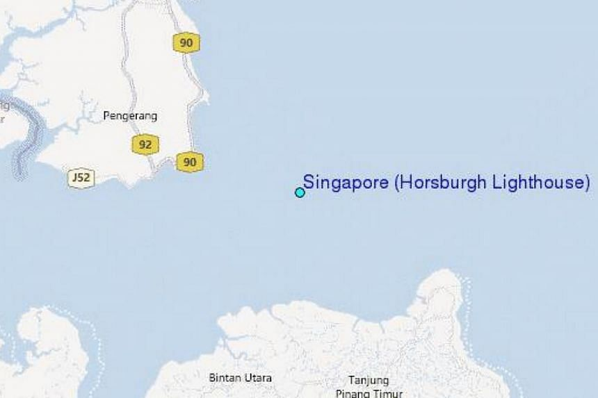At least nine people were missing after a barge capsized in Singapore waters at about 1pm on Wednesday, the Maritime and Port Authority of Singapore said in a statement.One crew member of the barge, Guo Liang 677, was rescued by a Police Coast
