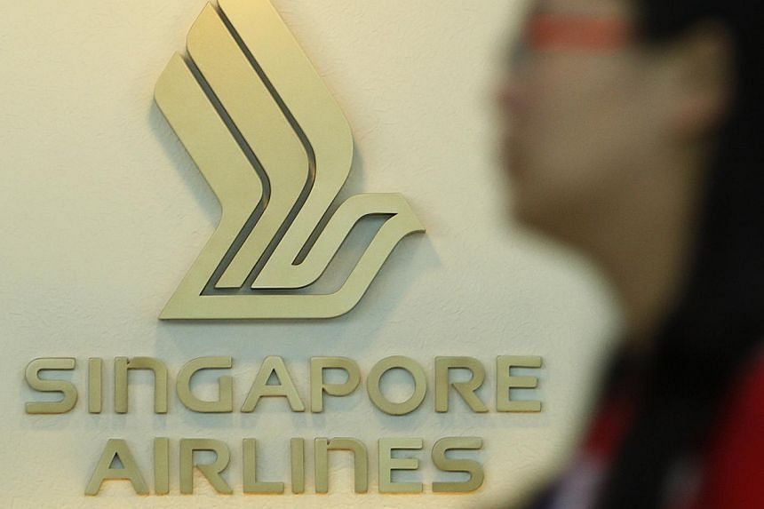 Singapore Airlines (SIA) has made a solid but unspectacular start for the first quarter, with a 56.2 per cent rise in net profit to $121.8 million. -- FILE PHOTO: REUTERS