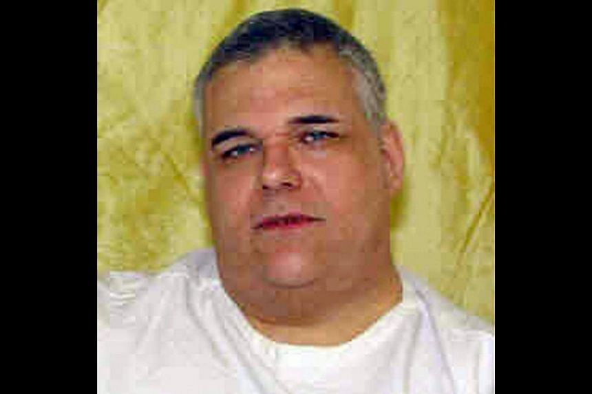 This undated file photo provided by the Ohio Department of Rehabilitation and Corrections shows death row inmate Ronald Post.Post, who spent 28 years on death row for the 1983 killing of a hotel worker, had been due to die by lethal injection i