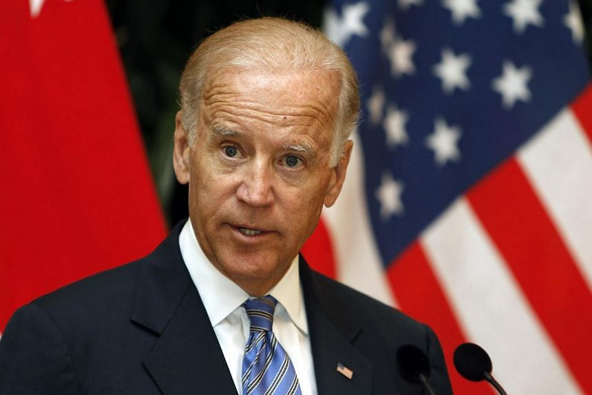 United States Vice-President Joe Biden, in a speech underscoring the importance of peace and prosperity in the Asia Pacific to the future of the US, said America is all in in its rebalance strategy and will remain a resident Pacific power. -- FILE PH