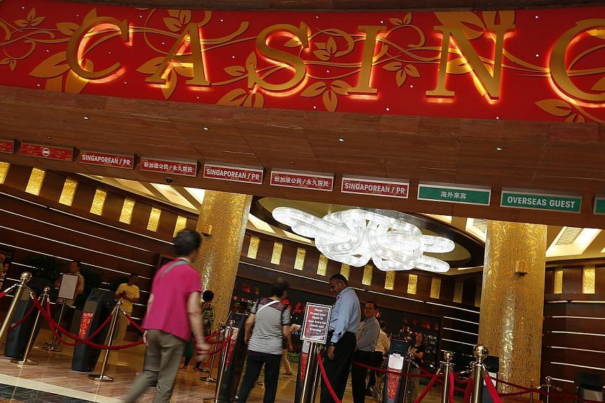 In an e-mail to the service, Mr Ong stressed the importance of trust and also spoke about a review of rules on public officers visiting casinos. -- ST FILE PHOTO