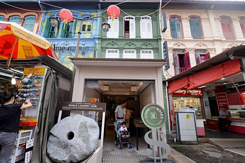 The colourful plastic awnings of over 200 street stalls that display a range of goods is a familiar sight for both locals and tourists. Yet the distinctive look and feel of the Chinatown Street Market may be getting a makeover. A small concrete shelt