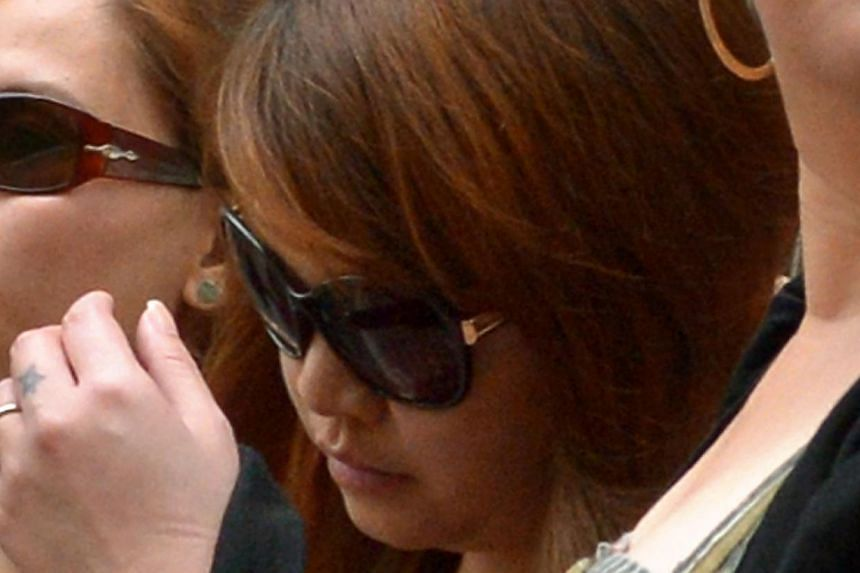 Chan Huey Fern, 32, was found guilty of abusing her Indonesian maid after a 13-day trial. Chan was tried on five of 12 counts of causing hurt to her domestic worker, Ms Juwarti, at her flat in Buangkok Link between mid- and end-December in 2010. -- S