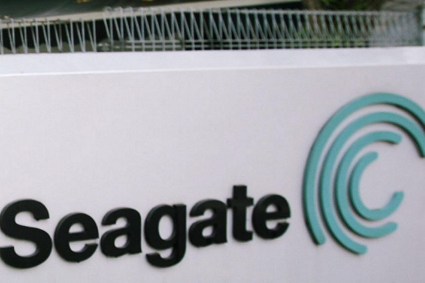 Seagate announced on Tuesday that it is building a new $100 million building in Ayer Rajah Crescent. The new facility will house all of Seagate's R&D activities in Singapore.-- BERITA HARIAN FILE PHOTO:MOHD KHALID BABA