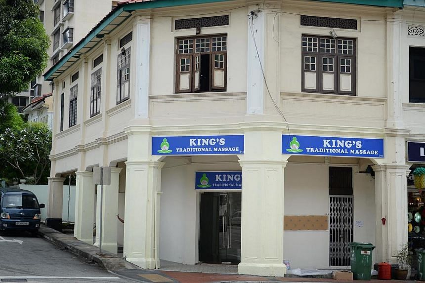 The shophouse which once housed the Ann Soon Hong Bird Shop, believed to be the oldest in Singapore, is now occupied by a massage shop. Until the 1980s, the bird shop had TV stars like Chew Chor Meng as patrons.