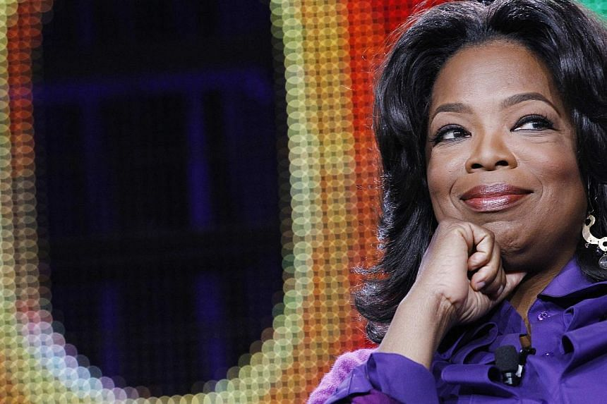 Oprah Winfrey attends a panel during the Oprah Winfrey Network (OWN) Television Critics Association winter press tour in Pasadena, California on Jan 6, 2011.The Oprah Winfrey Network (OWN) is making money four years after its debut, as stronger