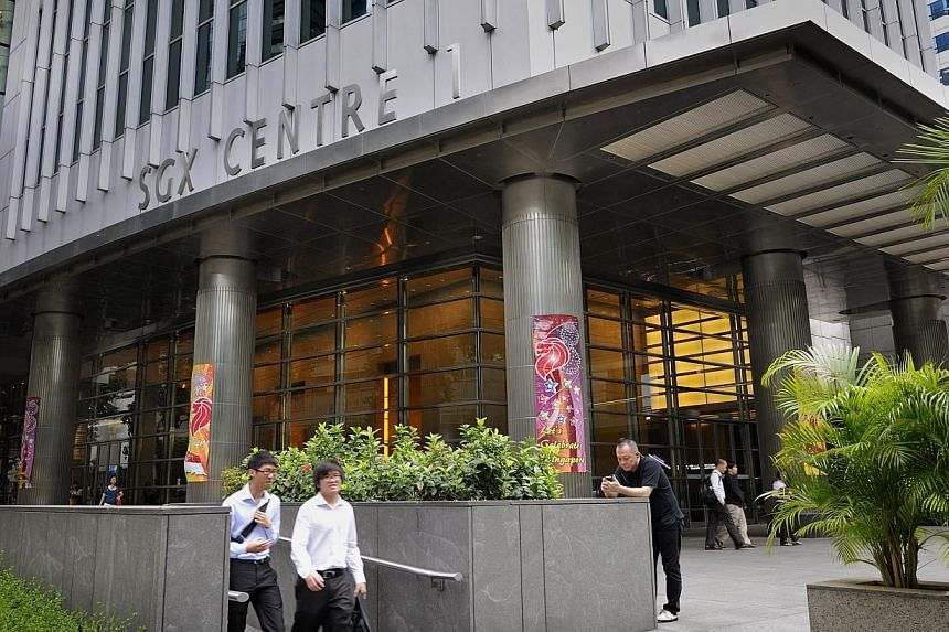 The Singapore Exchange came out tops among 664 listed companies to emerge as Singapore's most well-governed and transparent company, according to the latest Governance and Transparency Index (GTI) released on Thursday. -- FILE PHOTO: BLOOMBERG
