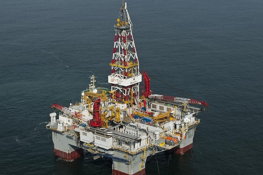 Keppel Fels, a subsidiary of Keppel Offshore & Marine has clinched a contract to build a jack-up rig for Parden Holding. -- FILE PHOTO: KEPPEL CORPORATION LIMITED.