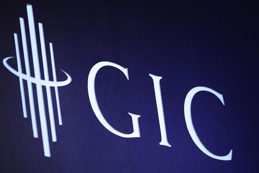 GIC posted slightly brighter long-term returns last year amid a pick-up in global economic growth and financial markets. -- FILE PHOTO: BLOOMBERG
