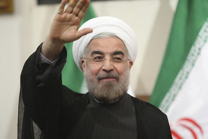 Iranian President Hassan Rohani on Sunday, Aug 4, 2013, revealed a cabinet lineup of experienced technocrats, aiming to deliver on his promise of saving the economy and engaging the world. -- FILE PHOTO: REUTERS