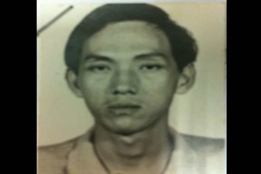 Police are appealing for information on the whereabouts of Mr Lai Choon Liang, 51, who was last seen on July 25, near Block 1 Lorong Lew Lian at about 4 pm. -- PHOTO:SINGAPORE POLICE FORCE