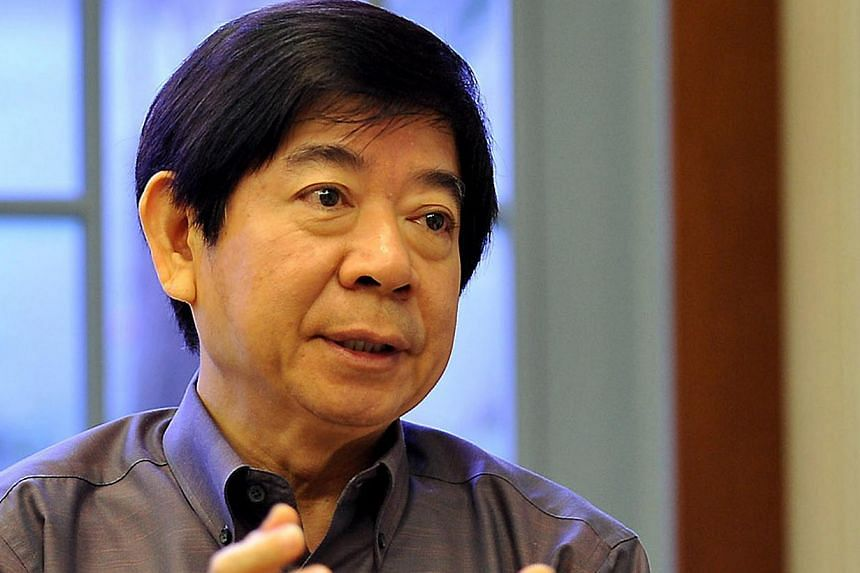 More heartland shopkeepers are satisfied with their business according to the 2012 annual Housing Board (HDB) survey of heartland shopkeepers, wrote National Development Minister Khaw Boon Wan (above) on Tuesday, Aug 6, 2013, in a blog post. -- ST FI