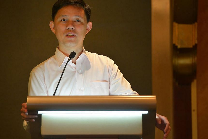 Resources, race and religion, and sovereign rights are three issues that will persist as potential sources of conflict in the Asia-Pacific region, said Senior Minister of State (Defence) Chan Chun Sing on Tuesday, Aug 6, 2013.-- ST FILE PHOTO: