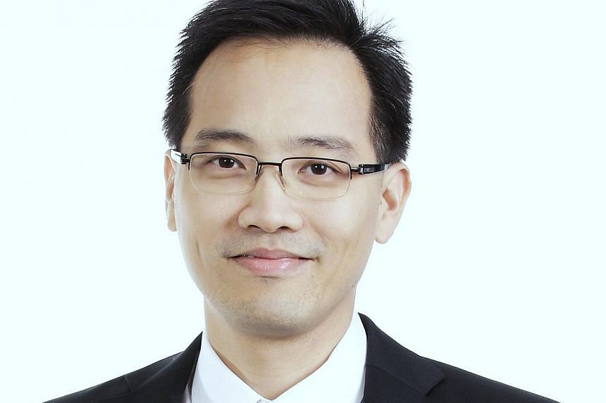 Mr Wong Hong Kuan, currently the chief executive of the Singapore Workforce Development Agency, will be the new director of the Corrupt Practices Investigation Bureau from October 2013. -- PHOTO: SINGAPORE WORKFORCE DEVELOPMENT AGENCY