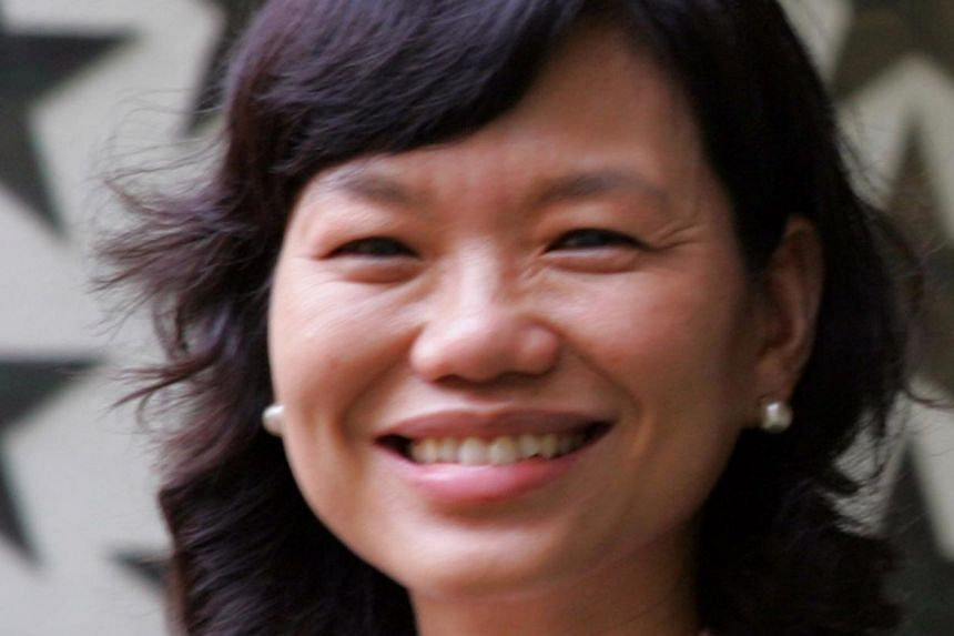 Mrs Tan admits that the school could exercise more flexibility. -- ZAO BAO PHOTO FILE