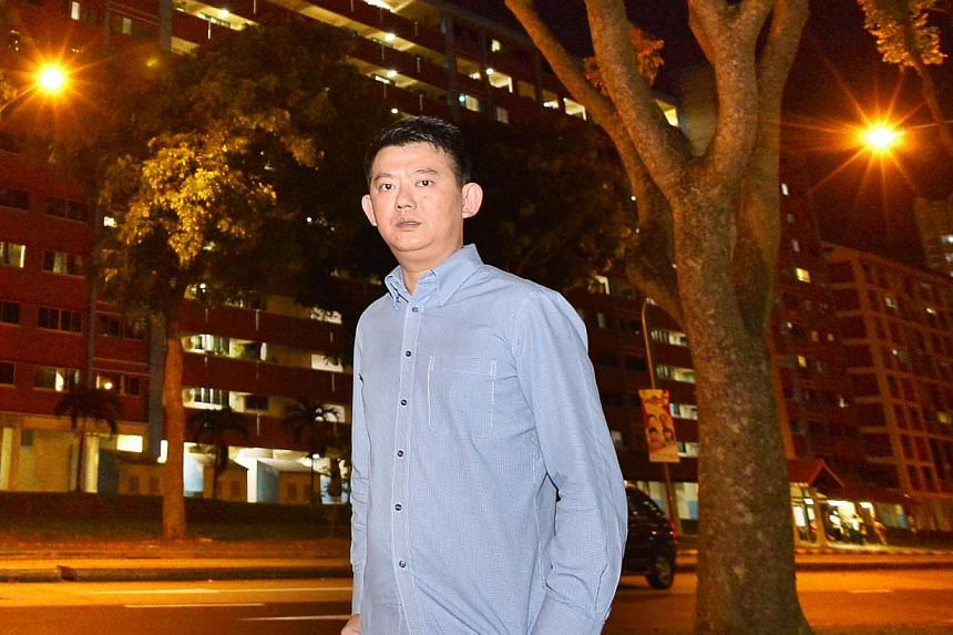 """Mr Lim says the mynahs' chatter grows to a """"ferocious roar"""" between 6pm and 8pm, when the birds roost in the trees of his Jurong West estate."""