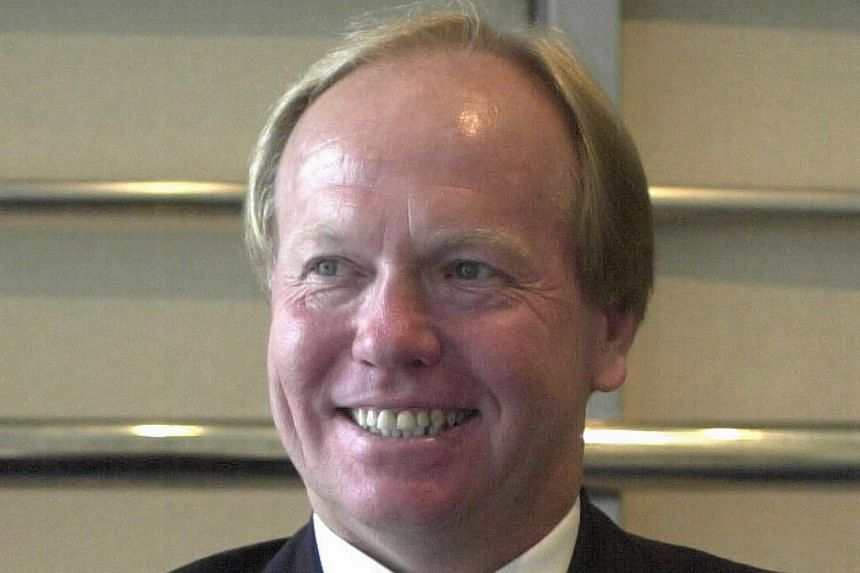 Former Queensland premier Peter Beattie will be Labor Party's candidate for the seat of Forde in the September 7 federal election. -- FILE PHOTO: SPH