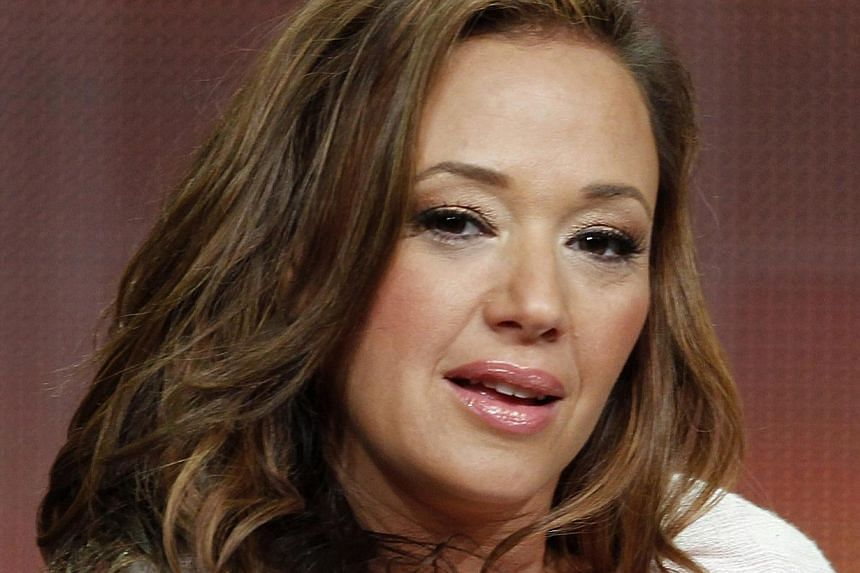 Actress Leah Remini speaks at a panel discussion during the Television Critics Association Summer press tour in Beverly Hills, California, on July 27, 2012.The Los Angeles Police Department on Thursday closed their inquiry into the whereabouts