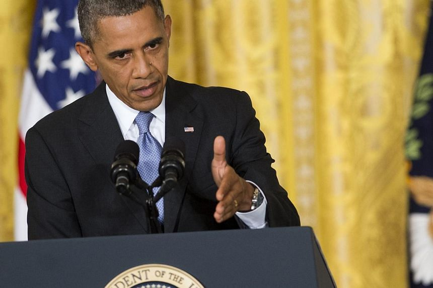 """United States (US) President Barack Obama said on Friday that Mr Lawrence Summers and Ms Janet Yellen were both highly qualified to be the next chair of the US Federal Reserve, but stressed that there was a """"range of outstanding candidates"""" for this"""