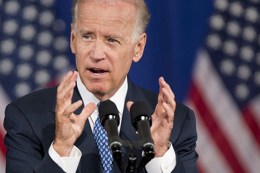 In this July 18, 2013 file photo, Vice-President Joe Biden speaks in Washington. Mr Biden plans to raise campaign cash for the Democratic leader of the first-in-the-nation primary state. The White House says Biden will appear at an Aug 22 fundraiser