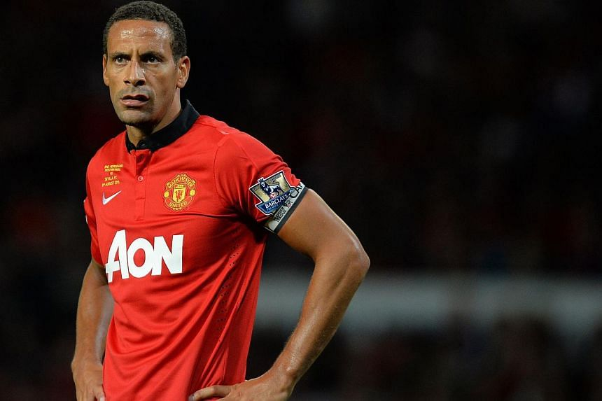Former England football defender Rio Ferdinand claims that the current national side have lost their identity and has called for an overhaul of the national coaching strategy. -- FILE PHOTO: AFP