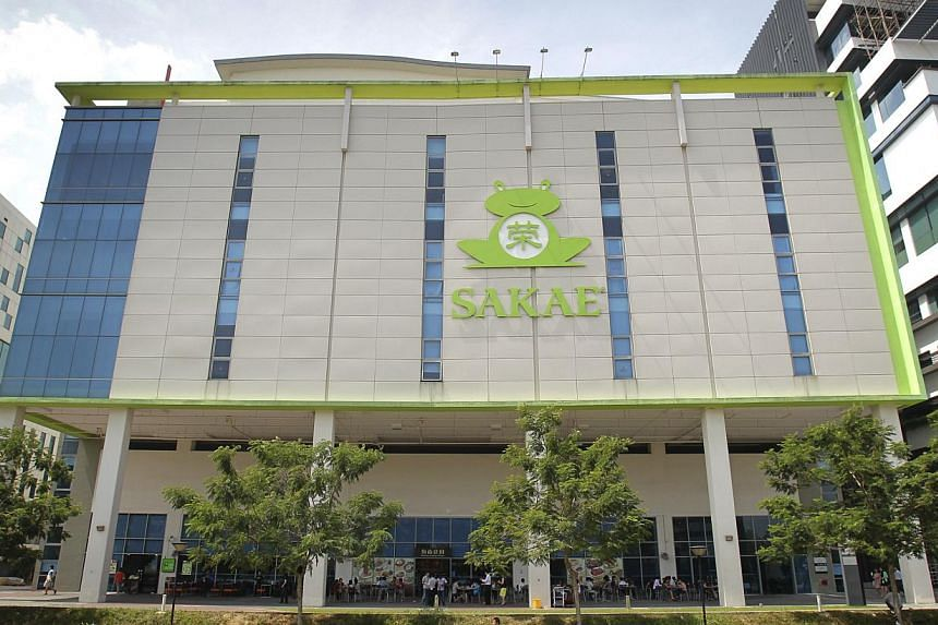 Sakae Holdings' first half net profit grew by 37.7 per cent to $3.2 million. -- ST FILE PHOTO: KEVIN LIM