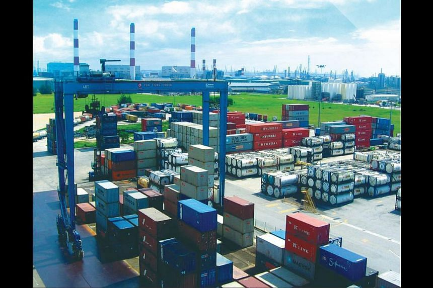 LOGISTICS AND CONSTRUCTION: Poh Tiong Choon Logistics, which provides container storage services, says the tightening labour market will continue to be a challenge.   FOOD AND BEVERAGE: Companies in the sector have been hit hard by the levies. Operat