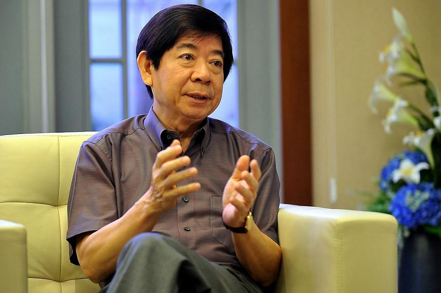 Singapore's billing as a safe, multicultural society should never be taken for granted, said National Development Minister Khaw Boon Wan (above) on Saturday, Aug 17, 2013, citing the ongoing turmoil in Cairo, Egypt. -- ST FILE PHOTO: JOYCE FANG