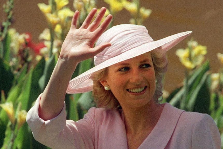 Diana, Princess of Wales, waves to the crowd during her visit to the Footscray Park in suburb of Melbourne on Jan 27, 1998. British police are examining new information about the death of Diana, princess of Wales, reportedly including an allegation t