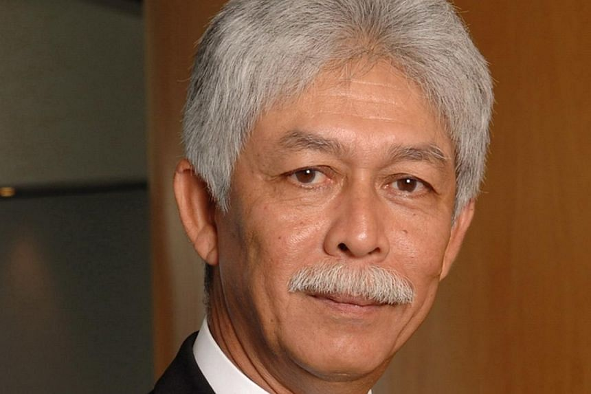 Sembcorp Marine has named former Petronas chief Mohd Hassan Marican (above) as deputy chairman.-- FILE PHOTO: SEMBCORP MARINE